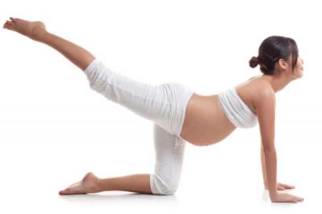 Prenatal Yoga Pilates